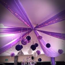 roof decorations party ceiling decor home design pink decorations diy mamak