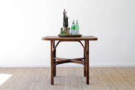 table ls for sale rattan plantation foyer table naturally cane rattan and wicker