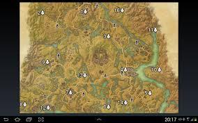 Eso Maps Skyshard Map Auridon Skyshards Map Elder Scrolls Online Guides