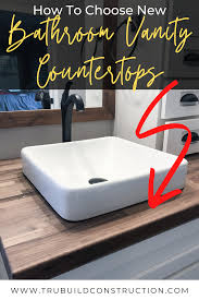 can you replace cabinets without replacing countertops how to get replacement countertops for your bathroom vanity