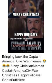 War On Christmas Meme - merry christmas happy holidays a godissufficientmemes may 6 2016