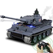 nerf remote control tank heng long rc tank tiger 1 16 remote control chariots 2 4g armored