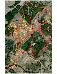 Maps Good Albion Hills Any Good Trail Maps Mtbr Com