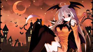 wallpapers halloween hd anime desktop wallpapers