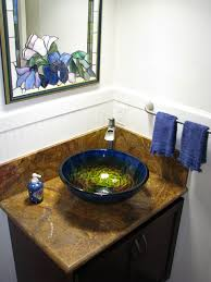 Glass Bathroom Sink Vanity Sinks Interesting Bathroom Sink Bowl Vessel Sink Faucets Vessel