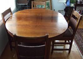 stickley dining room voorhees craftsman mission oak furniture