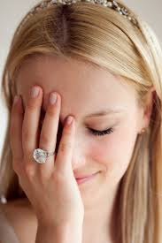 engage diamond ring bad engagement ring from a great here s how to handle the