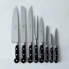 colored kitchen knives berti black handled kitchen knives on food52