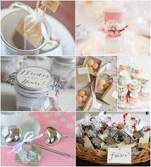 ideas for bridal shower favors how to host the bridal shower tea party useful tips and