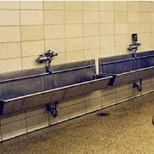 Wrigley Field Bathroom Cardinals