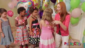 garden birthday party ideas from party city youtube