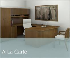 Office Desks Wood A La Carte Wood Desks Contemporary Office Furniture Jasper Desk