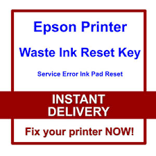 wic reset key for epson l110 wic service reset key to reset waste ink pad counter for epson