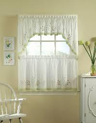 Fall Kitchen Curtains New White Linen Kitchen Curtains 2018 Curtain Ideas