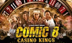 video film komedi indonesia video trailer sinopsis comic 8 casino kings part 2 film komedi