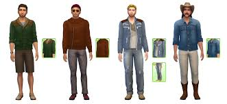 the sims 4 cool kitchen stuff u2013 clothing and hairstyles u2013 simcitizens