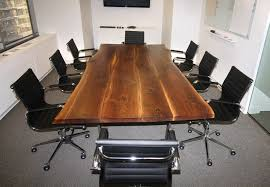 Live Edge Conference Table Commercial Products Conference Tables Bars Retail
