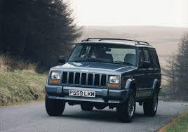 ferrari jeep xj jeep cherokee station wagon review 1993 2001 parkers