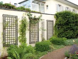 stylish metal trellis u2013 outdoor decorations