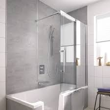 hsk showers kg k2 k2p walk in sliding door shower cabins walk in gleittur kopie