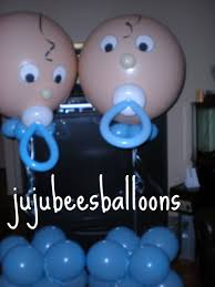 Twin Boy Nursery Decorating Ideas by Baby Shower Decorations For Boy Balloon Sculpture Balloon