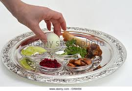 seder meal plate seder meal stock photos seder meal stock images alamy