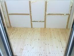 balkon isolieren hoe te isoleren een balkon binnen de beste de binnenkant