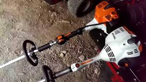 stihl fs 94r youtube
