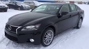 lexus sedan gs new black on flaxen 2015 lexus gs 350 awd luxury package walk
