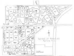 Map Of Tampa Florida Garden Of Memories Cemetery Tampa Florida