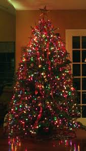 christmas trees with colored lights decorating ideas christmas tree colored lights decorating ideas image title keyword