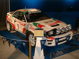 toyota rally car 1993 world rally championship wikipedia