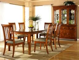 used dining room set dining room set with hutch createfullcircle com