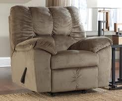 rocker recliner swivel chair buy ashley furniture 2660125 julson dune rocker recliner