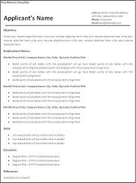basic resume template docx files simple resume sle doc download new custom resume templates doc
