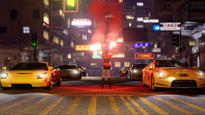 new sleeping dogs screenshots come from japan