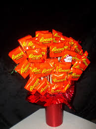 reese peanut butter cup halloween costume nailed it reeses peanut butter cup bouquet yum pinterest
