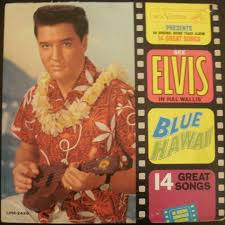 hawaiian photo albums elvis blue hawaii vinyl lp album at discogs
