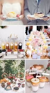 brunch wedding menu best 25 wedding breakfast ideas on wedding favours