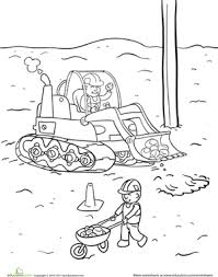 construction tools coloring pages mine worker construction painter from professions the coloring