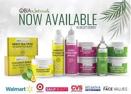 obia naturals home facebook