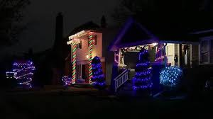 holiday lights tour detroit 2017 metro detroit holiday lights