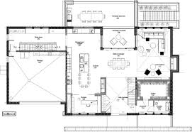 architecture office apartments cozy clubhouse main floor plan home