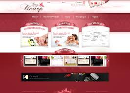 wedding web wedding service web design by victorydesign on deviantart