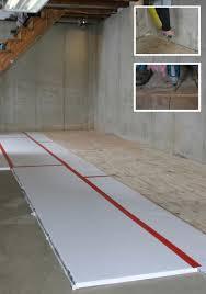 Basement Floor Insulation Outstanding Eps Insulation A Basement Floor