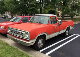 Classic Chevy Trucks 80s - cc capsule 1972 dodge d200 u2013 the fuselage pickup