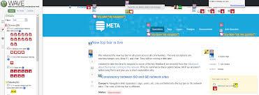 Top Bar New Top Bar Is Live Meta Stack Exchange