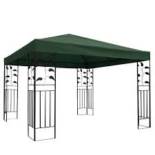 Patio Gazebos On Sale by 10 U0027 X 10 U0027 1 Tier Or 2 Tier 3 Colors Patio Canopy Top Replacement