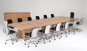 Executive Meeting Table Folding Conference Table Costa Home