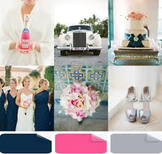 what color matches with pink and blue dress problems the knot